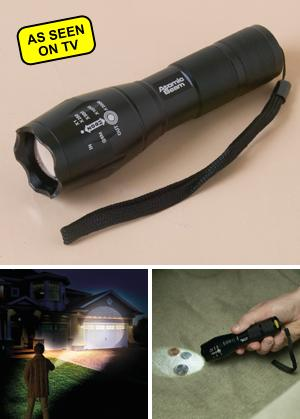 Atomic Beam USA Flashlight