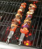 Slide 'n' Serve Skewers - Set of 4