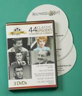TV Comedy Collection - 3-DVD Set