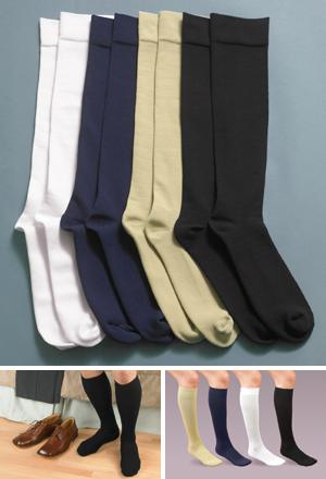 Anti-Fatigue Compression Socks - Men's Size 10-13