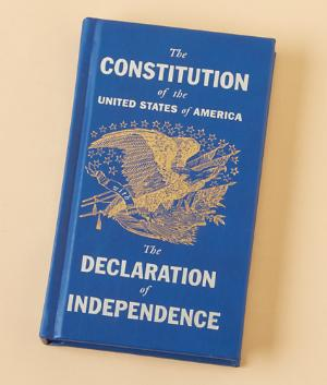 American Constitution and Declaration Book
