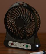 USB-Rechargeable Portable Fan