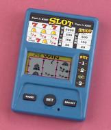 Hand-Held Slot Game