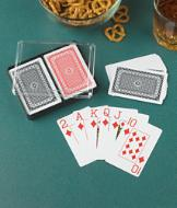 Plastic Playing Cards - Set of 2 Decks