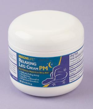 Relaxing Leg Cream PM