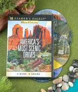 America's Most Scenic Drives - 4-DVD Set