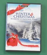Winter and Christmas in America's National Parks DVD