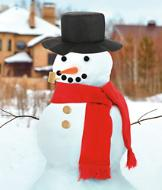 Snowman Kit - 13-Pc. Set