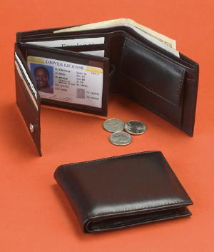 Multipanel RFID Wallet