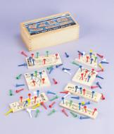 Wooden 7-Game Set