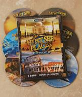 Must See Places of the World - 6-DVD Set