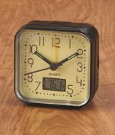 Glow-in-the-Dark Travel Clock