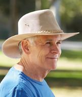 Aussie Soaker Hat - Small/Medium