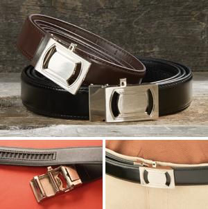 Click n' Go Belt - Brown