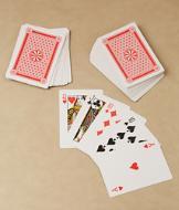 Jumbo Playing Cards - 52-Card Deck