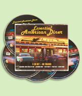 Essential American Diner 4-CD Set