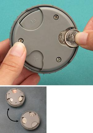 Double-Sided Coin Mate