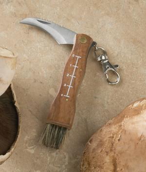 Portable Mushroom Knife