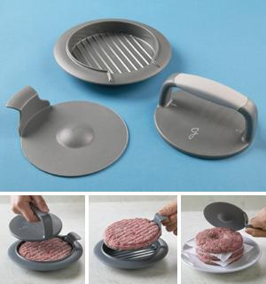 Gourmet Hamburger Press