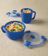 Snap-Lock To-Go Container - Noodle