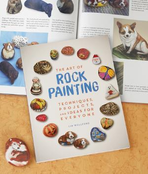 The Art of Rock Painting - Lin Wellford