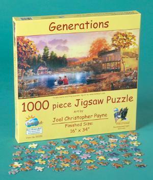 Generations Puzzle