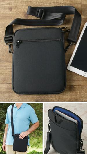 Crossbody Tablet Bag