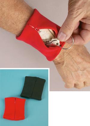 Wrist Wallets - Set of 2