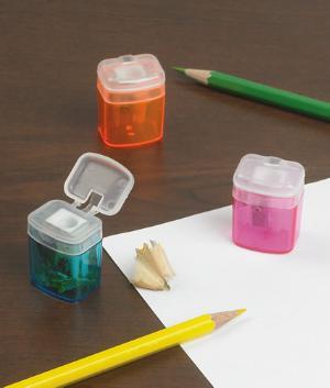 Mini Pencil Sharpeners - Pack of 3