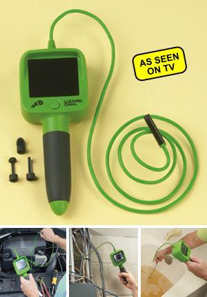 Lizard Cam Micro-Inspection Camera