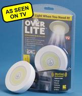 Motion-Activated Overlite