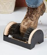 Shoe and Boot Cleaning Brush