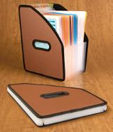 Expanding 13-Pocket File