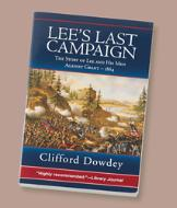 Lee's Last Campaign - Clifford Dowdey