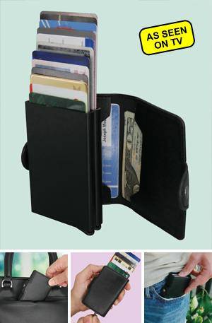 Quick Card RFID Wallet