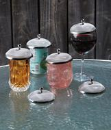 Bug-Out Drink Covers - Set of 2