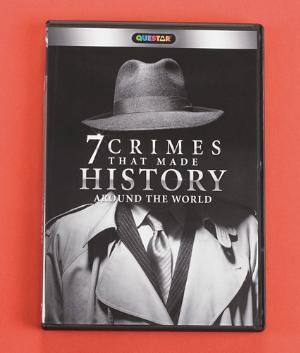 Crimes That Made History DVD