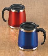 Insulated Mug - Red