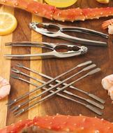 Shellfish Utensils - Set of 8