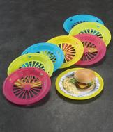 Paper Plate Holders - Set of 8
