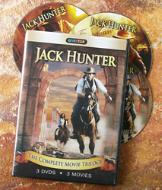 Jack Hunter Movie Trilogy - 3-DVD Set