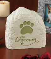 Pet Urn Forever Rock
