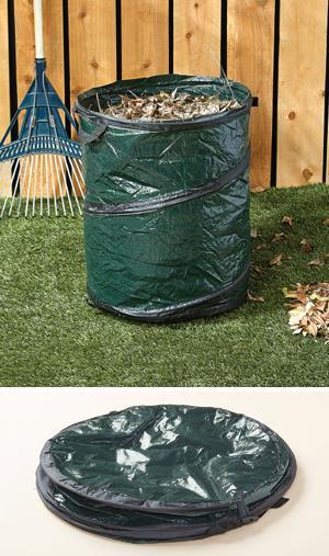 Pop-Up Leaf/Trash Can