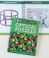 Brain Games Optical Puzzles Book