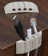 Charger Cord Stations - Set of 2