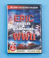 Epic Battles and Campaigns of WWII DVD