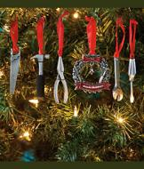 Handy Holidays Ornament - Wrench