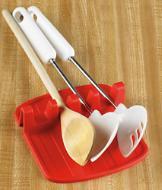 Four-Utensil Spoonrest