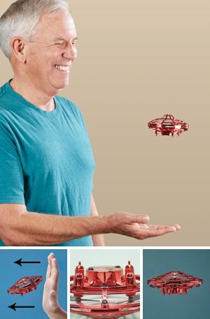Hands-Free Mini Drone