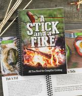 A Stick and a Fire Recipe Book